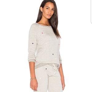 Sundry all over stars sweatshirts